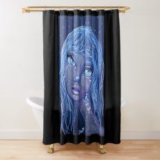 Love Who You Are Shower Curtain
