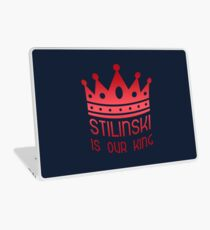 Stilinski Is Our King Laptop Skin