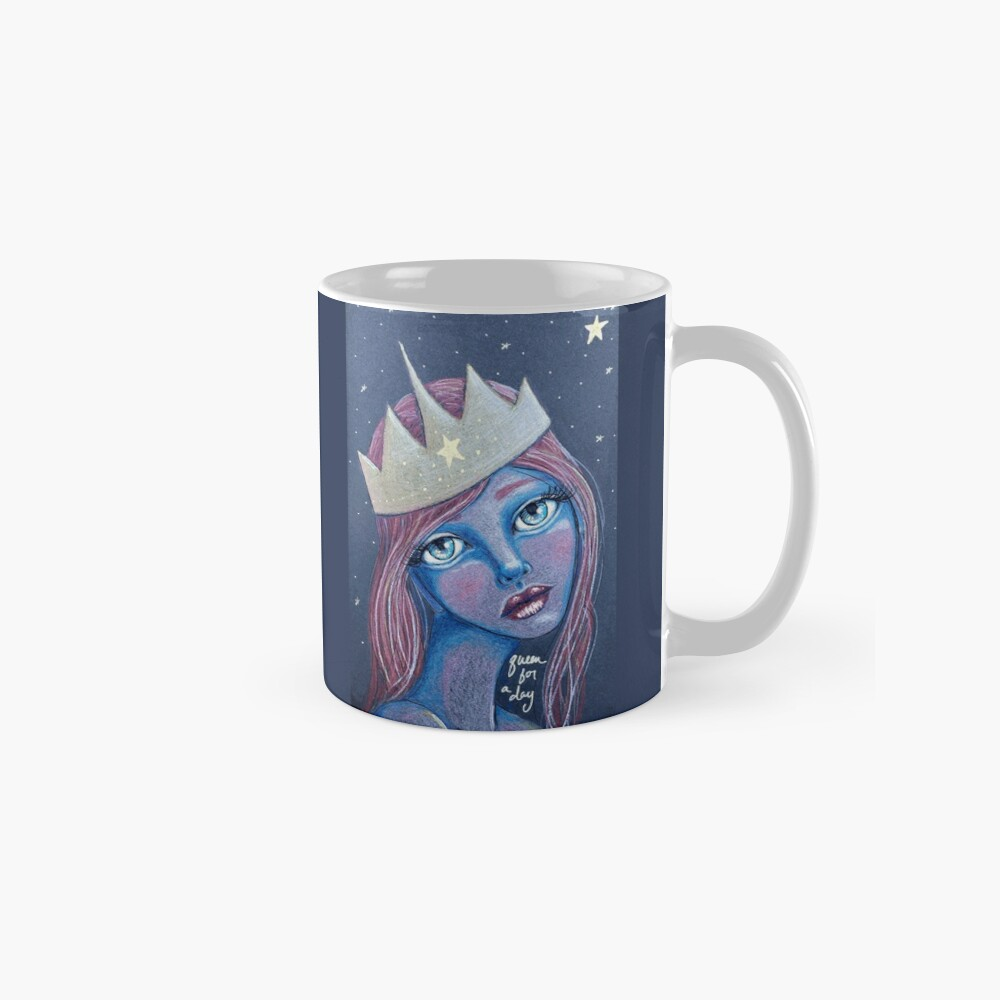 Queen For A Day Mug