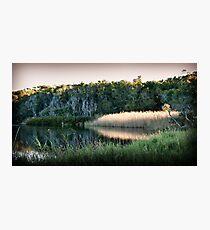 Reflected Lowlight Photographic Print