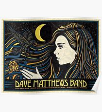 June 29th 2019 #DMB2019 - Ruoff Home Mortgage Music Center, Noblesville, Indiana Poster
