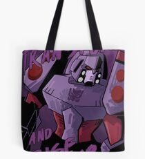 transform and rise up  Tote Bag