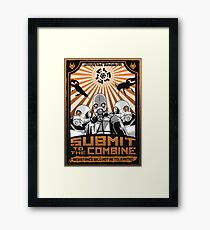New World Order Framed Print