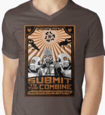 New World Order Men's V-Neck T-Shirt
