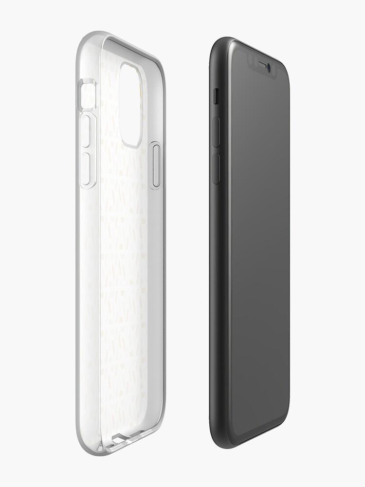 Coque iPhone «Motifs Géométriques # 9», par Spinickus