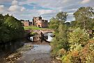 Brougham Castle by SteveMG