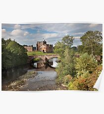 Brougham Castle Poster