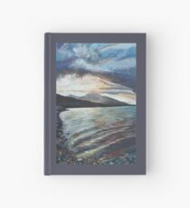 Bronze Waves Hardcover Journal