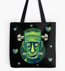 Frankenstein in Love Tote Bag