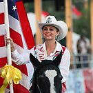Miss Rodeo Colorado 2010 by Carl M. Moore