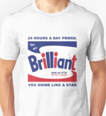Brillo Brilliant (remembering Andy Warhol) T-Shirt
