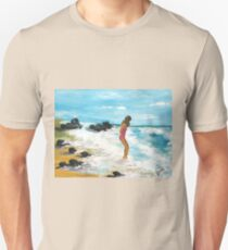 Testing The Water Unisex T-Shirt