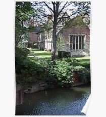 Merchant Adventurers Hall - York, England Poster