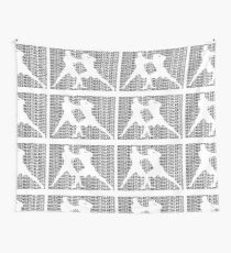 Mixed Martial Arts Cage Fighting Wall Tapestry