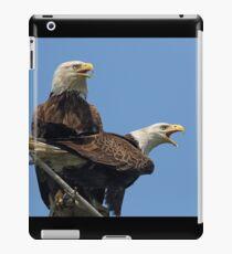 Eagle Parents iPad Case/Skin