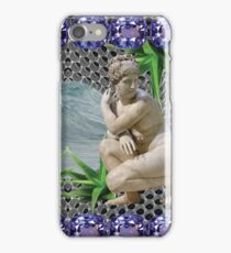 modern bathtime iPhone Case/Skin