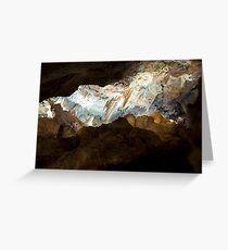 Ngilgi Cave, Yallingup, Western Australia Greeting Card