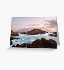 Canal Rocks, Western Australia Greeting Card