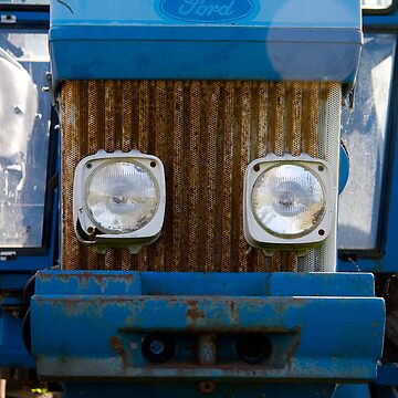 happy tractor by markbailey74