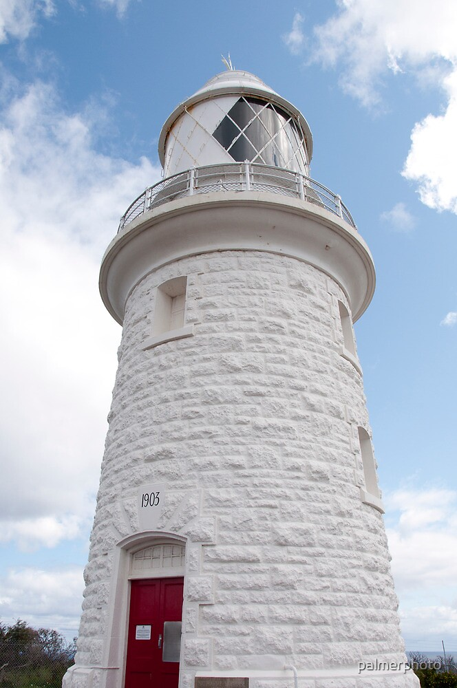Cape Naturaliste Lighthouse by palmerphoto