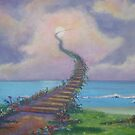 Stairway to Heaven by Penny-Sue  Scott