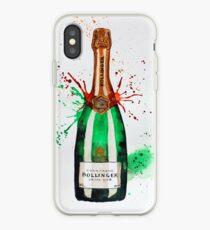 Bollinger Champagne Bottle iPhone Case