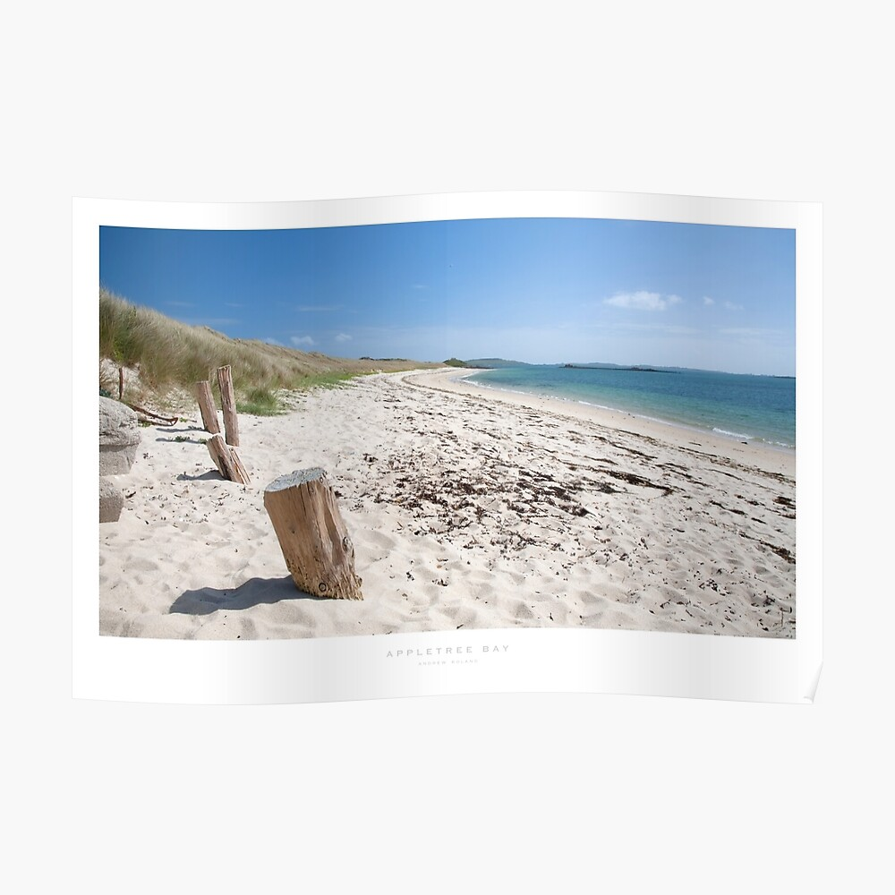 Tresco, Isles of Scilly Poster