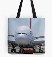 Qantas A380 Tote Bag