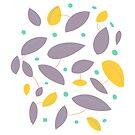 Leaves by Moojan Azar