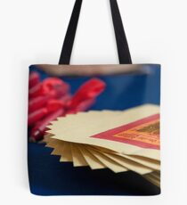 Paper Money and Candles Tote Bag