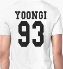 Yoongi 93 Unisex T-Shirt