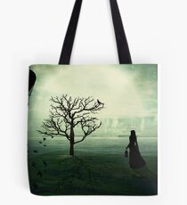 Living In Between... Tote Bag