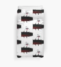 Stay Puft Duvet Cover