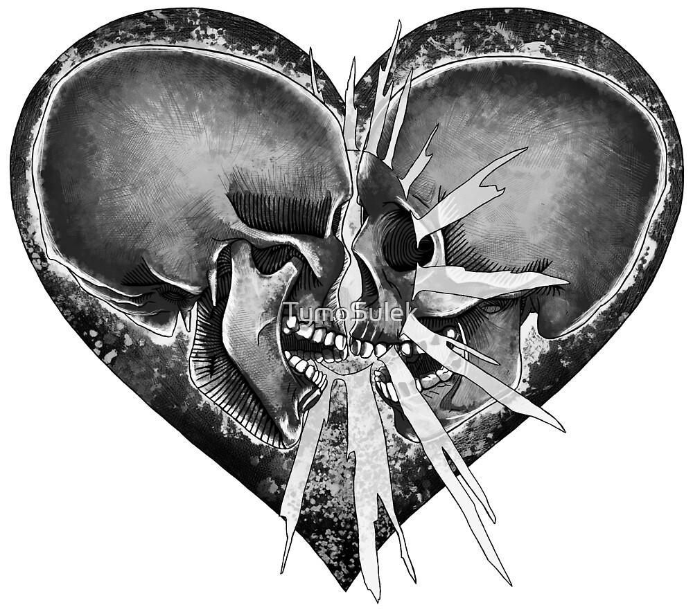 Fatal Crush | Graveyard | Grey by TymoSulek