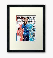 Sports Illustrated Framed Print