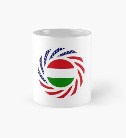 Hungarian American Multinational Patriot Flag Series Mug