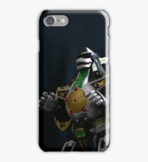 Dragonzord! iPhone Case/Skin