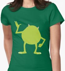 Mike Wasowski Women's Fitted T-Shirt