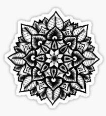 Mandala. Sticker