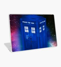 DR WHO BELIEVING Laptop Skin