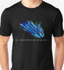 Turrican - Battle Cruiser Unisex T-Shirt