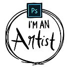 I'm an Artist - Photoshop Edition by Carprincess