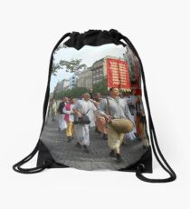 Show and walk! Drawstring Bag