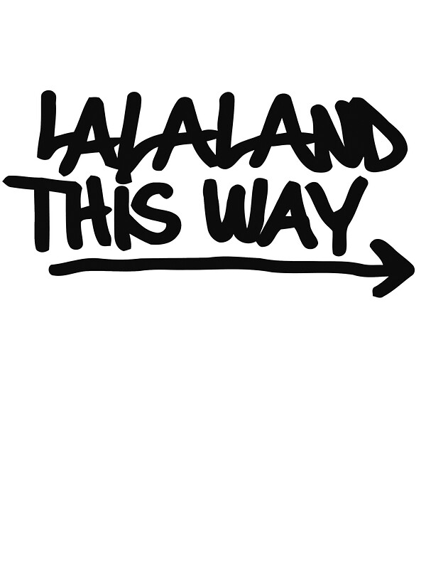Chloe's Decal - Lalaland This Way by scolecite
