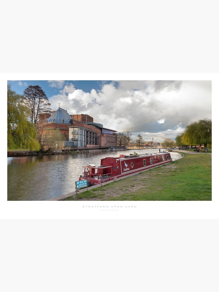 Stratford upon Avon, Warwickshire by andrewroland