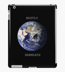 Mostly harmless iPad Case/Skin