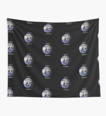 Mostly harmless Wall Tapestry
