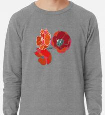 California Poppies Lightweight Sweatshirt