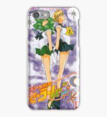 Sailor Neptune and Uranus iPhone Case/Skin
