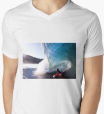 Crystal Cavern Men's V-Neck T-Shirt